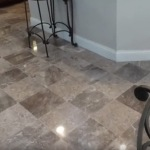Restoring a Marble Floor: Before and After