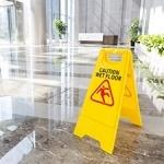 Minimizing The Hazard of Floor Slipperiness