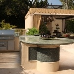 Al Fresco and Natural Stone, Perfect Together