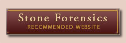 stone forensics