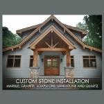 Custom Stone Installation